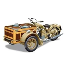 Solido - Peugeot  - soli118307 : 1952 Peugeot Triporteur 55TN, beige