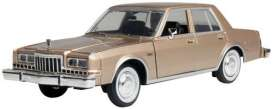 Motor Max - Dodge  - mmax73333bn : 1986 Dodge Diplomat salon, metallic brown