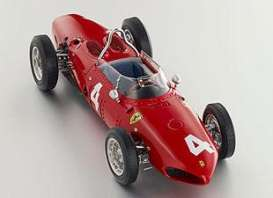 CMC - Ferrari  - cmcC007 : 1961 Ferrari Dino 156 #4 Phil Hill, F1 World Champion