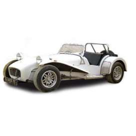 Norev - Caterham  - nor270212 : 1979 Caterham Super Seven, white