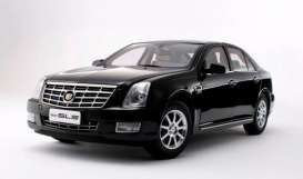 Kyosho - Cadillac  - kyoG006bk : 2011 Cadillac SLS *Master Piece collection*, black