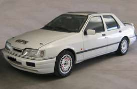 IXO Models - Ford  - ixmdcs009 : 1991 Ford Sierra Cosworth 4x4 rally specs with square front lights, plain white