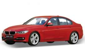 Welly - BMW  - welly18043r : 2010 BMW 335i *Premium Collection*, red