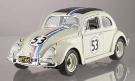 Hotwheels Elite - Volkswagen  - hwmvBCJ94 : 1962 Volkswagen Beetle *Herbie* the Love Bug