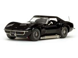 Vitesse SunStar - Chevrolet Corvette - vss36245 : 1968 Chevrolet Corvette Stingray 427 coupe, black