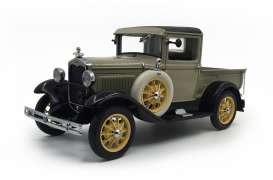 SunStar - Ford  - sun12741 : 1931 Ford Pick-up, hessian blue