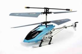 Rotorz - Helicopters  - RT01b : 3.5 Channel Infrared Helicoptor Including Led Lights, USB Charging, Indoor Flight possible, Built in Gryscope upgraded version. Age grade 14+
