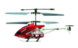 Rotorz - Helicopters  - RT02r : 4.5 Channel Infrared Helicoptor with Gyro. Including Led Lights, USB Charging, Indoor Flight possible, Built in Gryscope upgraded version. Age grade 14+