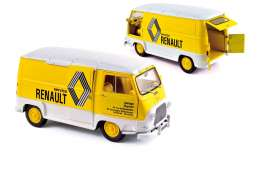 Norev - Renault  - nor185168 : 1972 Renault Estafette *Assistance renault*, yellow/white