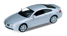 Welly - BMW  - welly42353 : 1/34-39 BMW 645 Ci