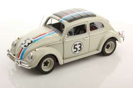 Hotwheels - Volkswagen  - hwmvBLY59 : Volkswagen Beetle *Herbie* the Love Bug