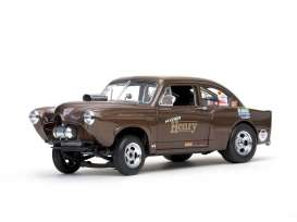 SunStar - Kaiser  - sun5097 : 1951 Kaiser Henry J Gasser (Hyper) *Platinum Collection*, brown