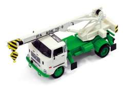 Ixo Ist Collection - IFA  - ixist192T : 1968 IFA W50L AD70, white/green