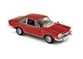Norev - Glas  - nor820533 : 1967 Glas V8 2600, red
