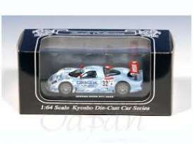 Kyosho - Nissan  - kyo6422C^1 : 1998 Nissan R390 GT1 #32, blue/white/red