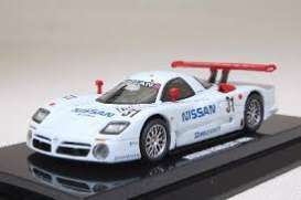 Kyosho - Nissan  - kyo6422F^1 : 1998 Nissan R390 GT1 #31, white/red