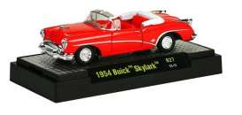 M2 Machines - Buick  - M2-32500-27-2 : *Auto-Thentics Release 27*; 1954 Buick Skylark, red