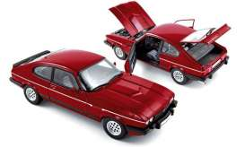 Norev - Ford  - nor182717 : 1982 Ford Capri 2,8i, red