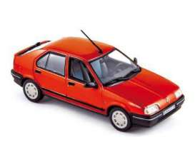 Norev - Renault  - nor511902 : 1989 Renault 19, red