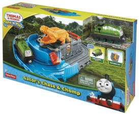 Mattel Thomas and Friends - Thomas and Friends Kids - MatCDN04 : Thomas and Friends *Take & Play* Thomas Gators Chase & Chomp