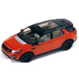Ixo Premium X - Land Rover  - ixPRD402 : 2015 Land Rover Discovery, orange