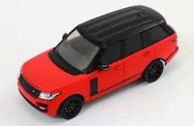 Ixo Premium X - Range Rover  - ixPRD405 : 2013 Range Rover, red with black roof