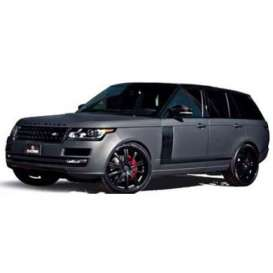 Ixo Premium X - Range Rover  - ixPRD409 : 2013 Range Rover, grey with black roof