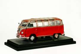 M2 Machines - Volkswagen  - M2-40300-45ARust : *Volkswagen Bus release A* 1960 VW Microbus 