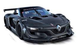 Norev - Renault  - nor185136 : 2014 Renault R.S. 01 Test Version, black