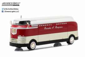 GreenLight - GM  - gl29832 : 1940 General Motors Futurliner 1/64 *Parade of Progress*