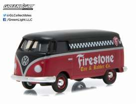 GreenLight - Volkswagen  - gl96160B : Volkswagen Panel Van *Firestone* *Motor World Series 16*