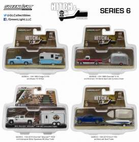 GreenLight - Assortment/ Mix  - gl32060~12 : Hitch and tow Series 6