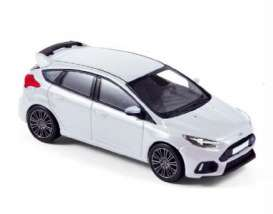 Norev - Ford  - nor270543 : 2016 Ford Focus RS, white