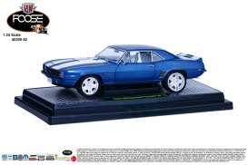 "M2 Machines - Chevrolet  - M2-40300-52A : FOOSE DESIGN - 1.24 scale Release 52A.1969 Chevrolet Camaro RS ""FOOSE Special Edition"""