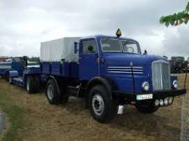 Ixo Ist Collection - IFA  - ixist302T : 1957 IFA H6, blue