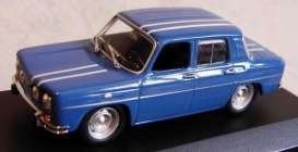 Renault  - 1964 blue - 1:43 - Minichamps - 430113550 - mc430113550 | The Diecast Company