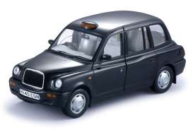 London TX Taxi Cab  - 1998 black - 1:18 - SunStar - 1127 - sun1127 | The Diecast Company