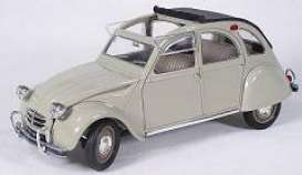 Citroen  - 1966 grey - 1:18 - Solido - 20029701 - soli20029701 | The Diecast Company