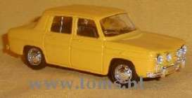 Renault  - 1967 yellow - 1:43 - Solido - 1827 - soli1827 | The Diecast Company