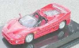 Ferrari  - 1995 red - 1:43 - Hotwheels - mv22180 - hwmv22180 | The Diecast Company