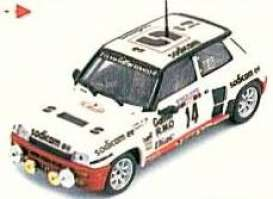 Renault  - 1982 white/red - 1:43 - Skid - skc99014 | The Diecast Company