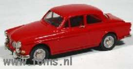 Volvo  - 1970 red - 1:43 - Rob Eddie - re20d | The Diecast Company