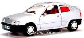 Opel  - 1990 silver - 1:24 - Guiloy - guiloy64510 | The Diecast Company