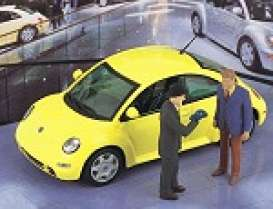 Volkswagen  - 1999 yellow - 1:43 - Vitesse SunStar - vml00024 | The Diecast Company