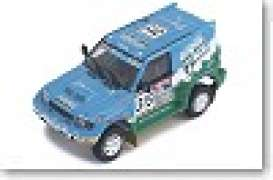 Mitsubishi  - 2000 light blue/green - 1:43 - Skid - skm00111 | The Diecast Company