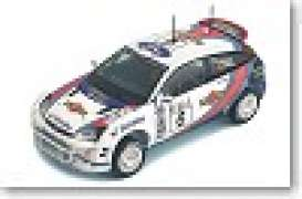 Ford  - 2000 white/red/blue/black - 1:43 - Skid - skm00139 | The Diecast Company