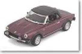 Fiat  - 1983 metal red/black roof - 1:43 - Vitesse SunStar - vcc00089 | The Diecast Company