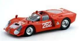 Alfa Romeo  - 1969 red - 1:43 - Best - bes09147 | The Diecast Company
