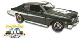 Chevrolet  - 1970 forest green - 1:18 - ERTL - ertv02809 | The Diecast Company