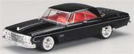 Plymouth  - 1964 black - 1:43 - Universal Hobbies - eagle01450 | The Diecast Company